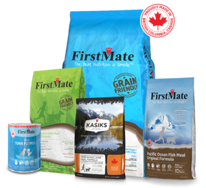 FirstMate dog foods